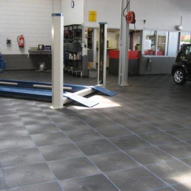 Garage / Werkvloeren