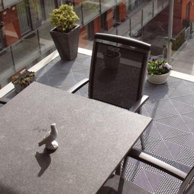 Terrassen / Balkons