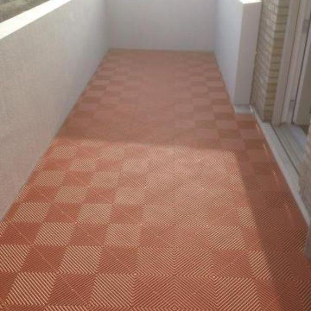 RibDeck Balkonvloer