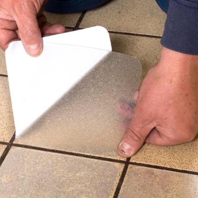 Antisliptape keukenvloer