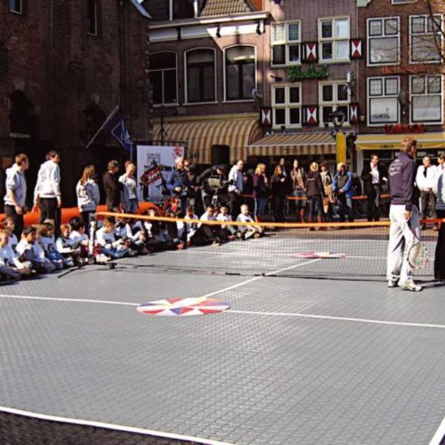 SportDeck Sportvloer